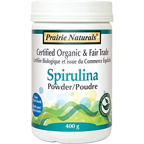 Prairie Naturals Organic Spirulina, 14.1 Ounce by Prairie Naturals