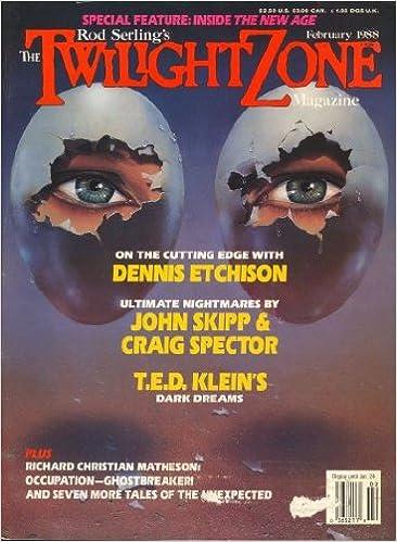 Twilight Zone 1988 February Richard Christian Matheson John Skipp