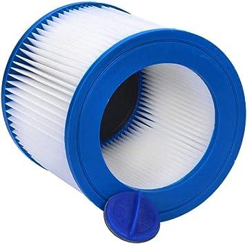 Wessper Filtro de cartucho para aspirador Karcher 2111 (Para uso seco): Amazon.es: Bricolaje y herramientas