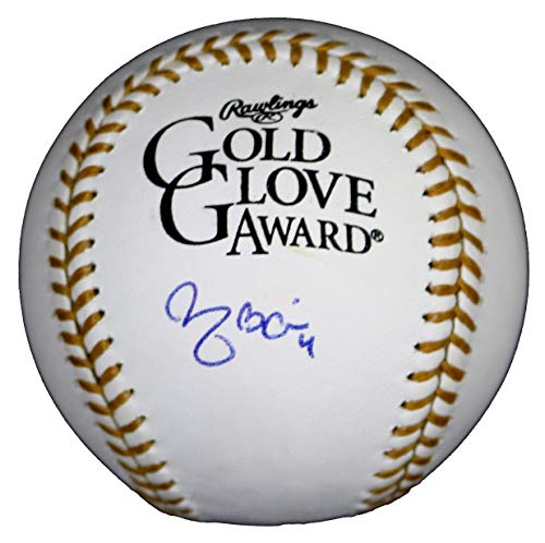- Yadier Molina St. Louis Cardinals Signed Autographed Rawlings Official Gold Glove Baseball COA