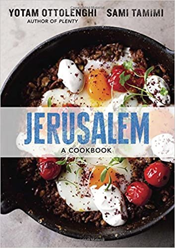 Jerusalem a cookbook yotam ottolenghi sami tamimi jerusalem a cookbook yotam ottolenghi sami tamimi 8601401254058 amazon books forumfinder Choice Image
