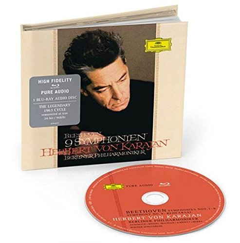 (Beethoven: 9 Symphonien [Blu-ray Audio])