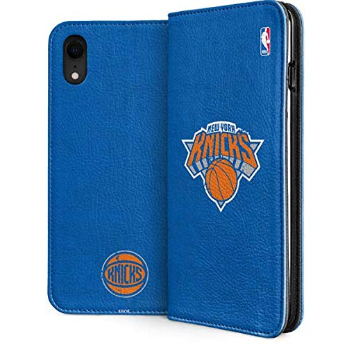 iphone xr folio case blue
