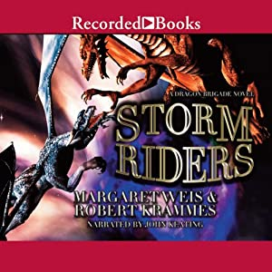 Storm Riders Audiobook