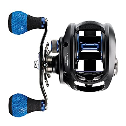 316cc805b46 Amazon.com : Daiwa LEXA-WN300HS Lexa Type WN Casting Reel, 300, 7.1: Gear  Ratio, 32.40