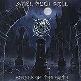 Axel Rudi Pell: Circle of the Oath 2 LP Gatefold, printed innen sleeves, cloured vinyl blau marmoriert [Vinyl LP] [Vinyl LP] (Vinyl)