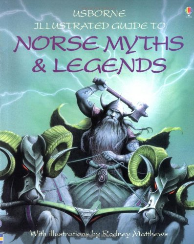 Norse Myths and Legends (Usborne Myths & Legends)