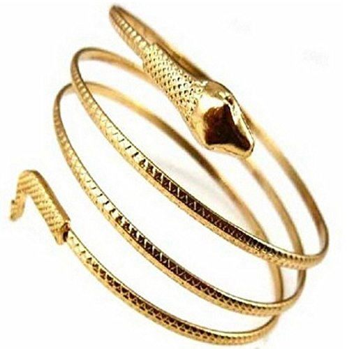 Peter Alan Inc Metal Snake Armband -