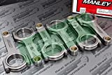 #9: Manley 14017-6 Connecting Rod Set (Ford BA Falcon XR6 Turbo 4.0L H-Beam)