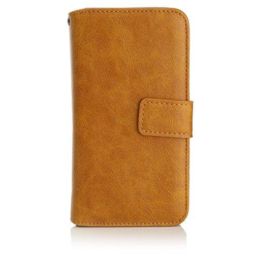 Mobiletto continental 1126826 crédit pour apple iPhone 6 plus marron