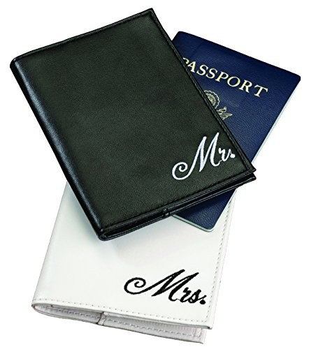 lillian-rose-mr-and-mrs-passport-covers-4-inch-by-55-inch