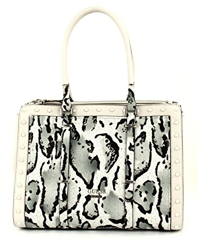 GUESS Basel Status Carryall Snow Leopard