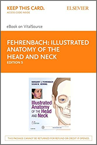 Illustrated anatomy of the head and neck e book kindle edition illustrated anatomy of the head and neck e book kindle edition by margaret j fehrenbach susan w herring professional technical kindle ebooks fandeluxe Images