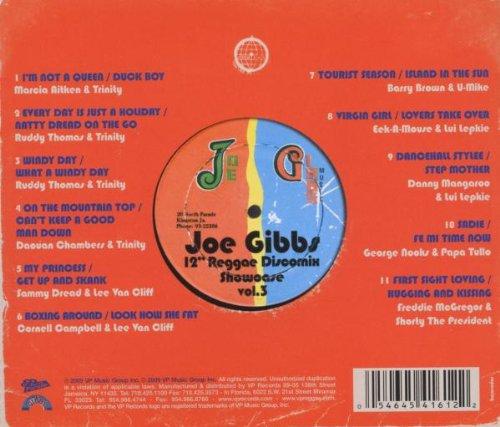 Reggae Discomix Showcase Volume 3