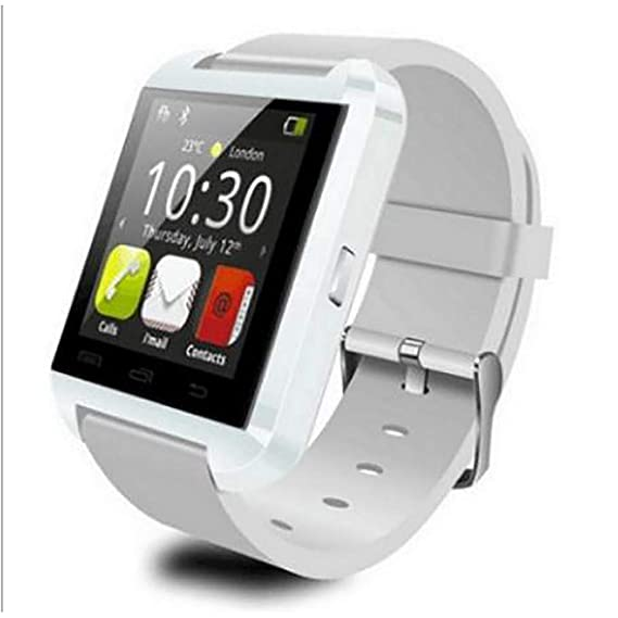 Amazon.com: Jingjing1 Bluetooth Smart Watch, Touch Screen ...