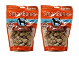 SmartBones Sweet Potato Dog Chews, Mini, 24ct (2 pack)