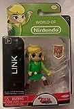 World of Nintendo The Legend of Zelda Link 2.5' Mini Figure