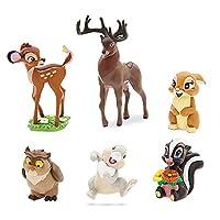 Juego de figuras Disney Bambi