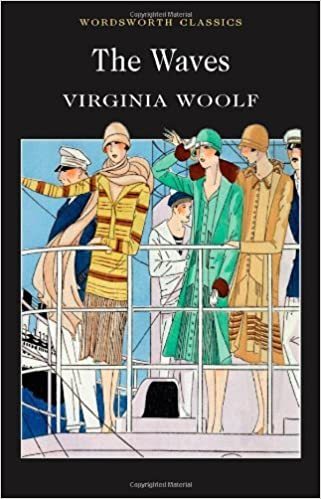 Book The Waves (Wordsworth Classics) by Virginia Woolf (2000-06-05)