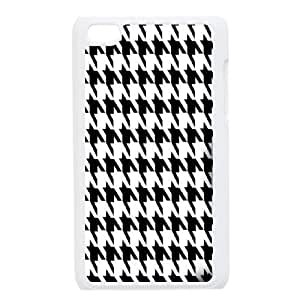 Generic Case Houndstooth For Ipod Touch 4 Q2A2218953