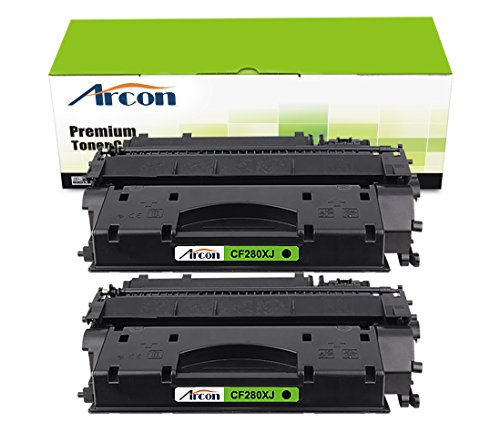arcon-2pk-jumbo-8000-pages-high-yield-compatible-toner-cartridge-replacement-for-hp-80x-cf280x-cf280