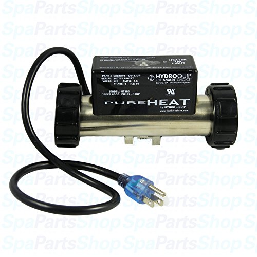 Hydro Quip Compact Whirlpool Heater PH101 10UP product image