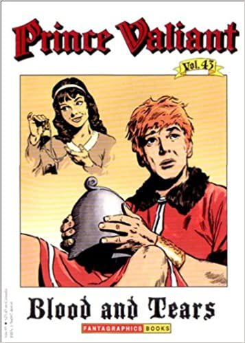 Prince Valiant, Vol. 43: Blood and Tears by Hal Foster (2002-01-02)