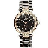 Daniel Steiger Java Ceramic Watch (Black)