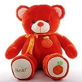 Big teddy orange 63 inches