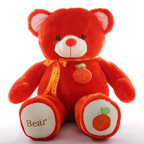 Stuffed Animal Teddy Bear Plush Soft Toy 80CM Huge Soft Toy Pink - 3
