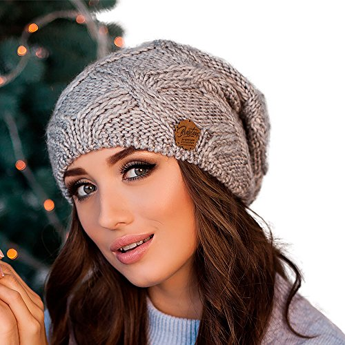 Merino Knit Hat - 2