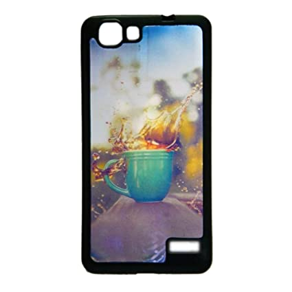 buy online 5495c 8aec0 SORTEDSHOP New 3D Printed Back Cover for Karbonn: Amazon.in: Electronics