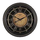 Cheap Offex Home 24″ Classic Villa Framed Wall Clock Antique Bronze