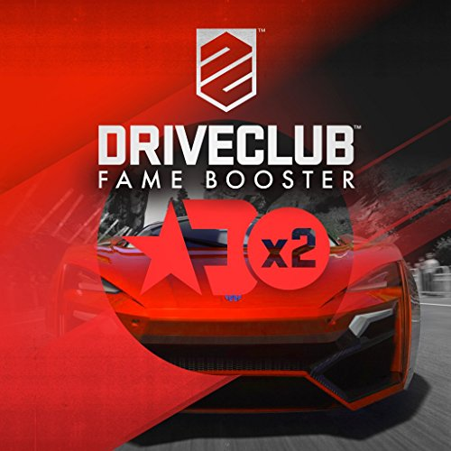 Driveclub: Fame Booster Pack 500 Events - PS4 [Digital Code]