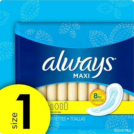 Most bought Sanitary Napkins