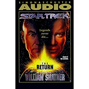 Star Trek: The Return (Adapted) Audiobook