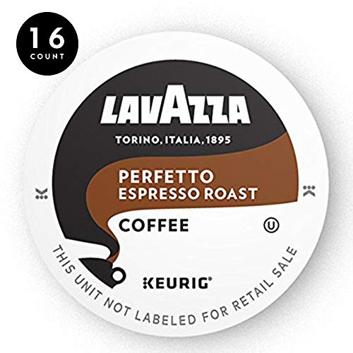 Lavazza Perfetto Single-Serve Coffee