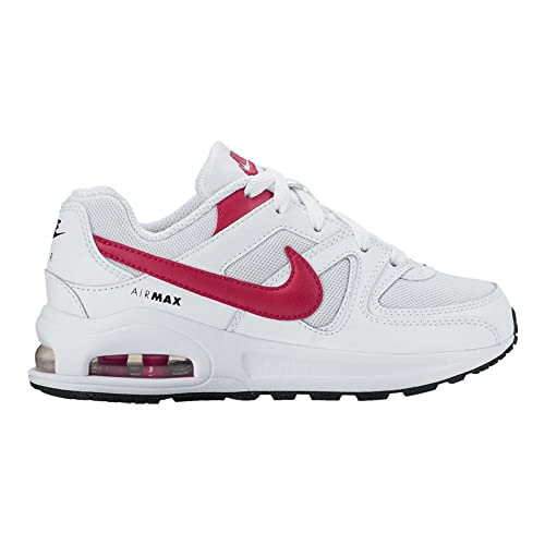 eb9bd393ed439d Nike SportswearAIR Max Command Flex - Sneakers Alte - White/Sport  Fuchsia/Black: Amazon.it: Scarpe e borse
