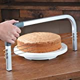 Fat Daddios Cake Slicer - Stainless steel - Deluxe