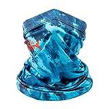 Bassdash UPF 50+ UV Sun Protection Neck Gaiter