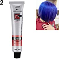 TaLs9yLI Hair Care Accessories-100g Semi Permanent Long Lasing Professional Hair Bright Cream Color Dye Paint