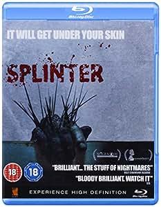 Splinter [Reino Unido] [Blu-ray]