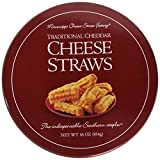 Mississippi Cheese Straw Factory Traditional Cheddar Cheese Straws in...