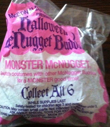Mcdonald's 1992 Halloween Monster Mcnugget (Frankenstein)]()