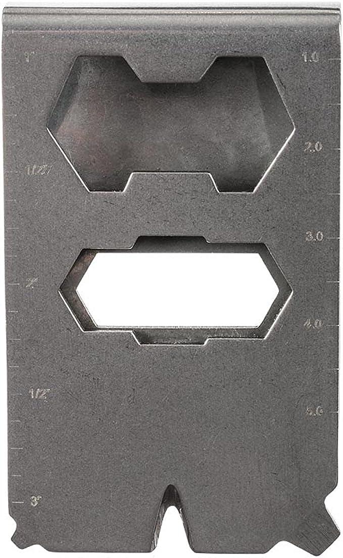 5.11 Tactical Multitool Money Clip Black Oxide Geld Klammer Werkzeug Schwarz