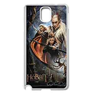 Samsung Galaxy Note 3 Cell Phone Case White The Hobbit Phone Case Cover Back DIY XPDSUNTR28015