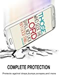 Samsung Galaxy S7 Protective Case Those who Seek the Lord Shall not Lack any Good Thing Psalm 34:10