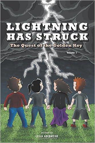 Lightning Has Struck: The Quest of the Golden Key (volume 1)