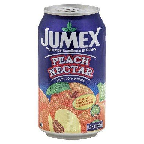 Jumex Peach Nectar - Jumex Peach Nectar, 11.3 oz.