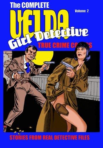 The Complete Velda, Girl Detective Volume Two: Amazon.es